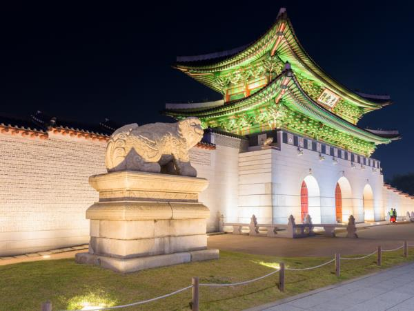 South Korea group tour