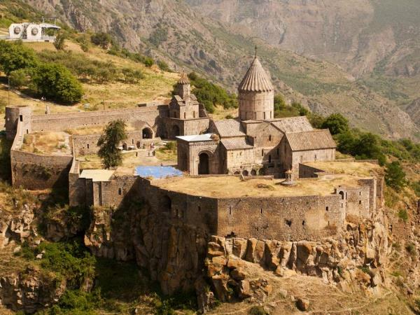 Armenia vacation, private departure