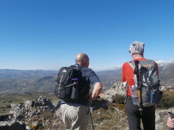 Self guided walking tours in Andalucia, Spain
