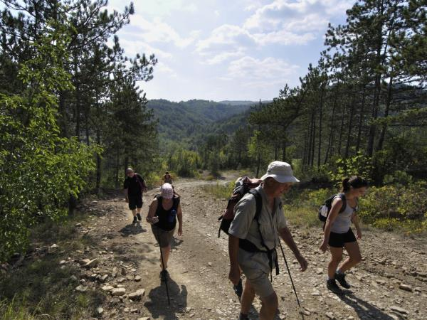 Istria hiking vacation, Croatia