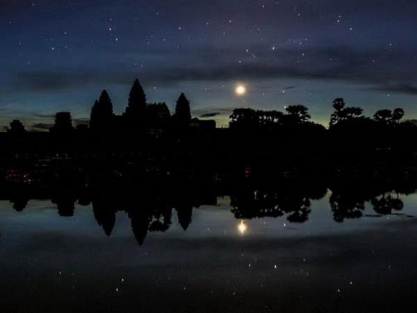 Cambodia photography vacation