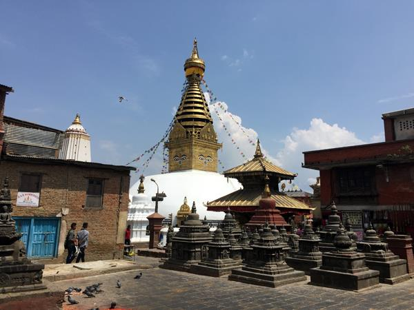 Discover Nepal vacation, small group