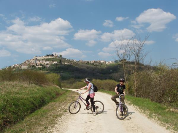 Istria self guided biking vacation in Croatia