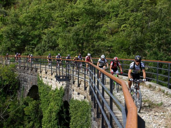 Self guided biking vacation in Croatia, Istria