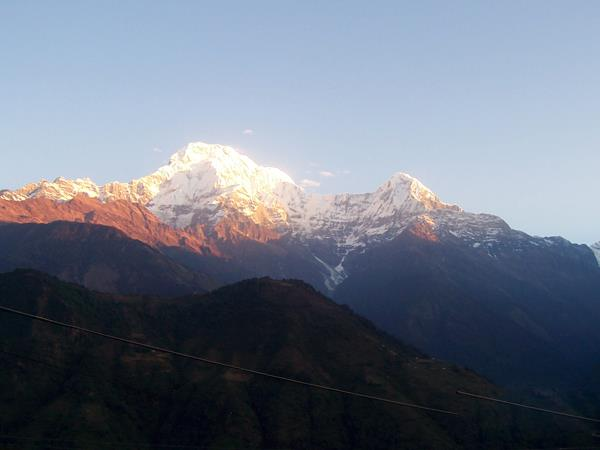 Annapurna and Everest walking vacation, Nepal