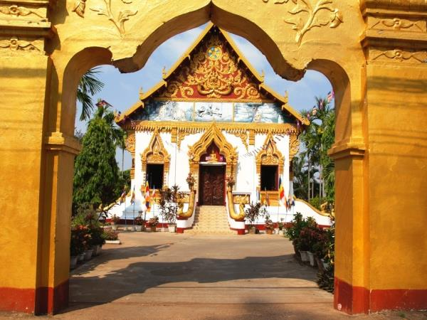 Laos vacation, cultural tour