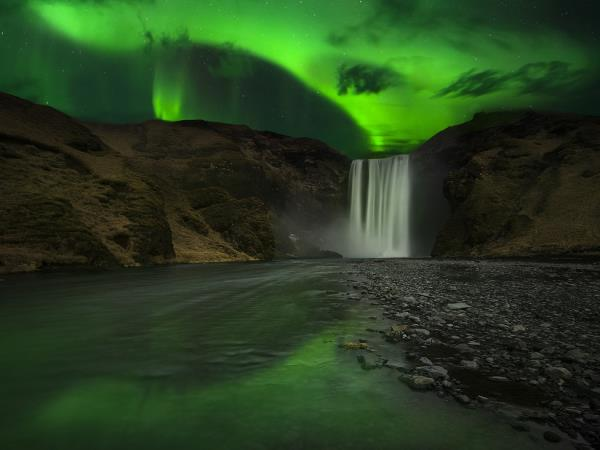 Iceland Aurora self drive vacation