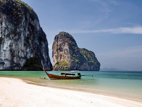 Family vacation to Thailand, jungles and islands