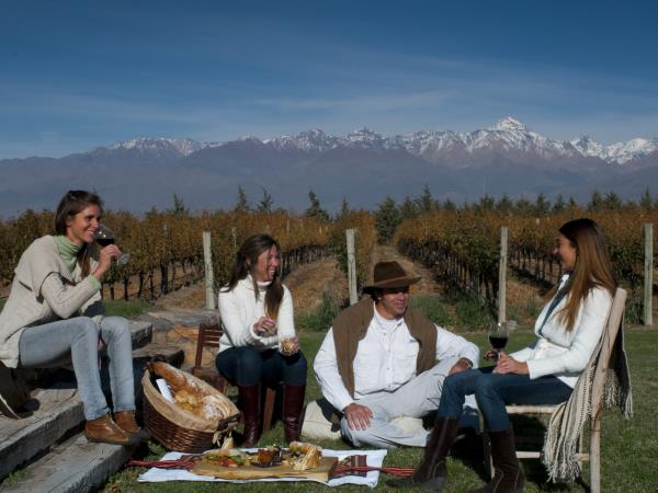 Mendoza luxury wine tour, Argentina