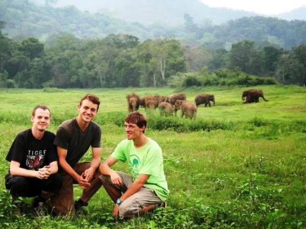 Elephant conservation vacation in Sri Lanka