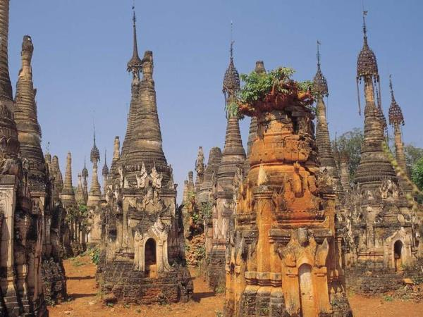 Burma tailor made vacation