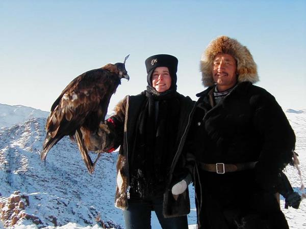 Mongolian Eagle adventure vacation