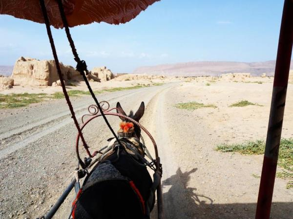 Silk Road adventure vacation