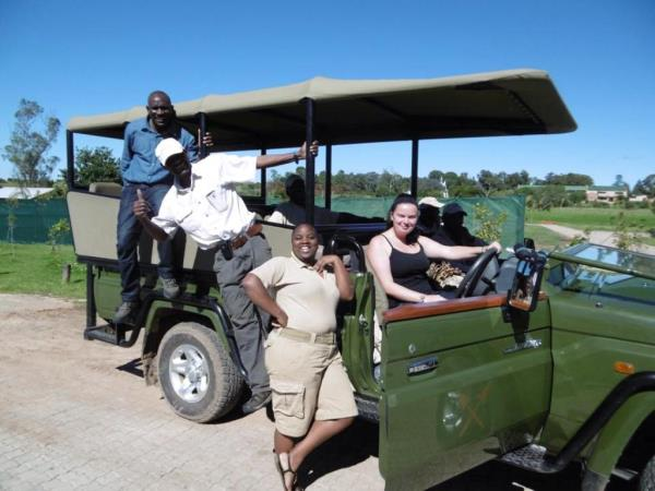South Africa game ranger course