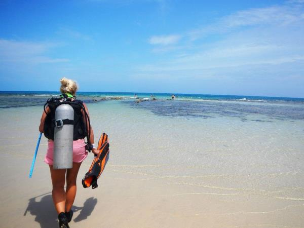 Thailand marine conservation and diving holiday