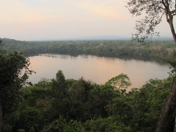 Chalalan Ecolodge in Madidi National Park