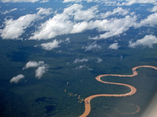 Peru Amazon Rainforest family adventure