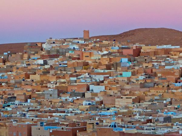 Algeria vacation