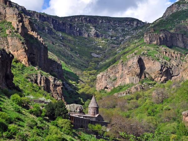 Armenia small group vacation