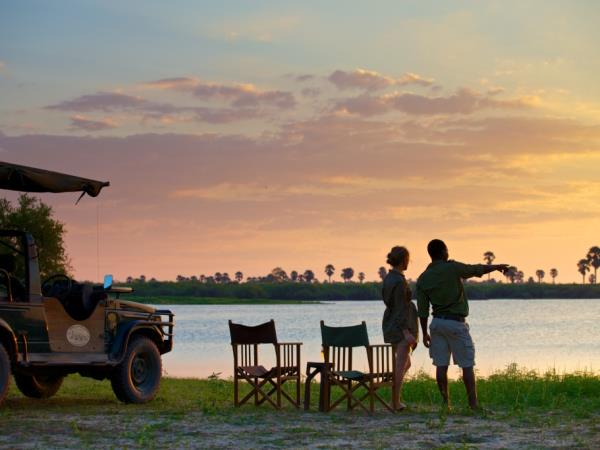 Selous safari and beach vacation in Tanzania