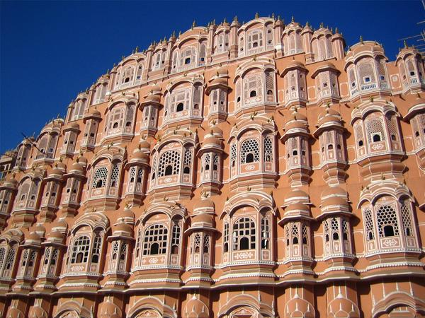 Golden Triangle cultural tour, India