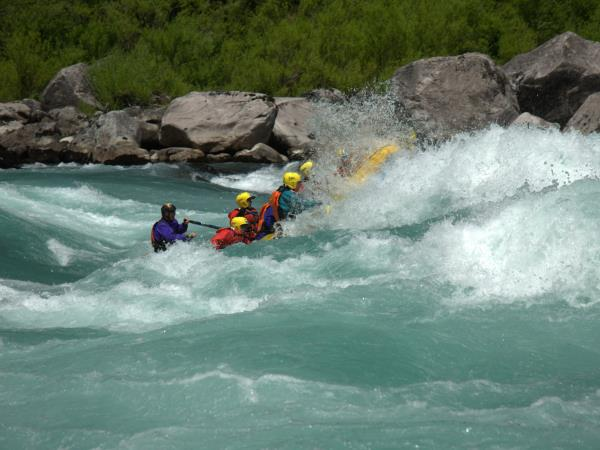 Rio Futaleufu rafting vacation in Chile