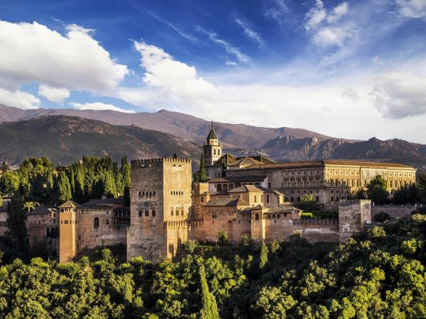 Andalucia walking & self drive vacation, Spain