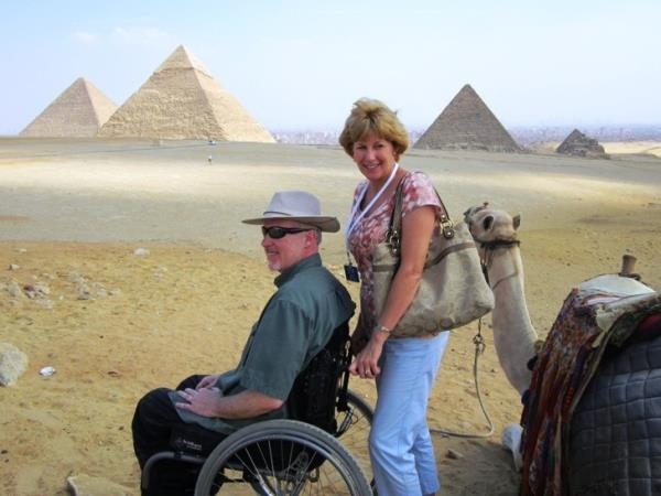 Wheelchair accessible vacations, Egypt