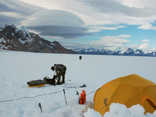 Patagonia trekking vacation