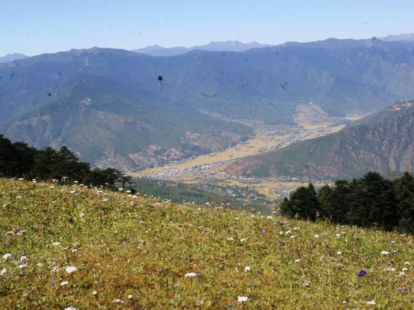 Western Bhutan walking vacation