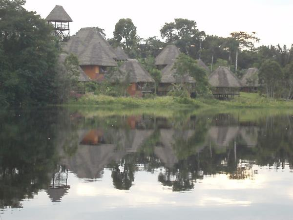 Ecuador Ecolodge Napo Wildlife Center Helping Dreamers Do