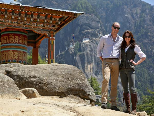 Bhutan luxury vacation, 8 days