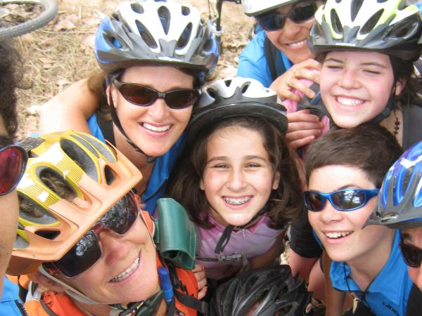 Family cycling vacation in Kenya & Tanzania