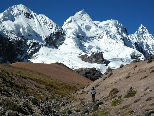 Hiking vacation in Peru, Mount Ausangate