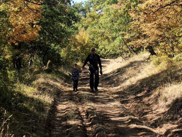 Family adventure vacation in Bulgaria