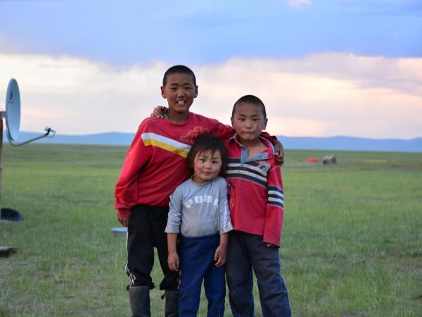 Mongolia family vacation for all ages