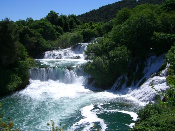 Croatia national parks vacation