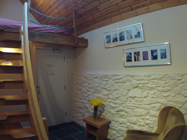 Pembrokeshire 5 star ecolodge in Wales