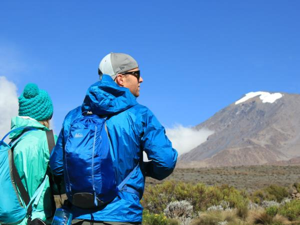 Kilimanjaro summit trek and safari vacation, Tanzania
