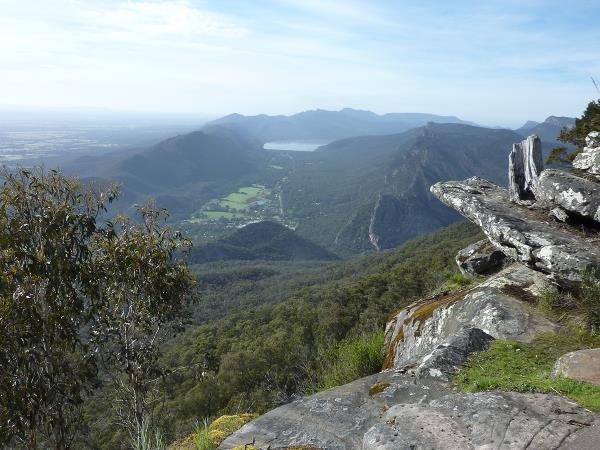 Grampians walking vacations, Victoria, Australia
