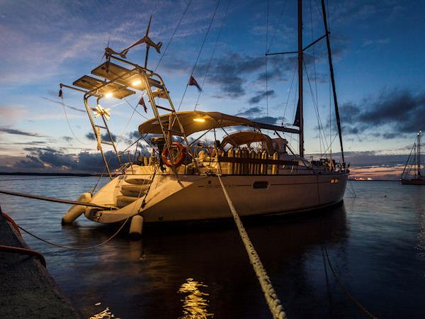 Cuba yachting vacation, private charter