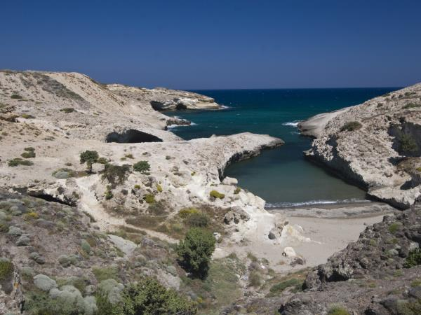 Hiking vacation in the West Cyclades, Greece