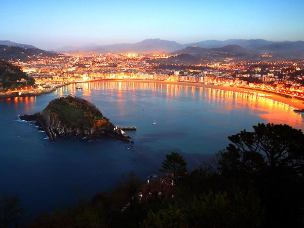 Basque country walking vacation, self guided