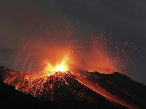 Sicilian volcanoes family adventure tour