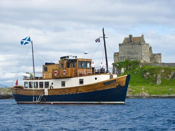 Isle Of Mull And West Coast Of Scotland Cruise Helping Dreamers Do - West coast cruises