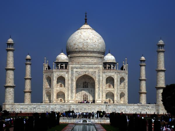 India highlights, Taj, Ganges, & ancient monuments