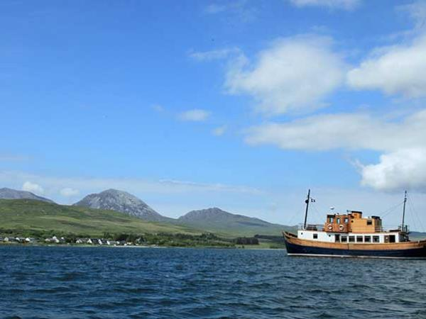 Southern Hebrides heritage and wildlife cruise, Scotland