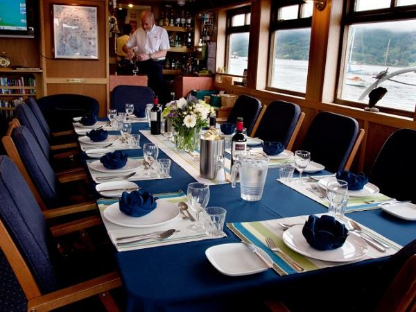 Scotland cruise vacation, private charter