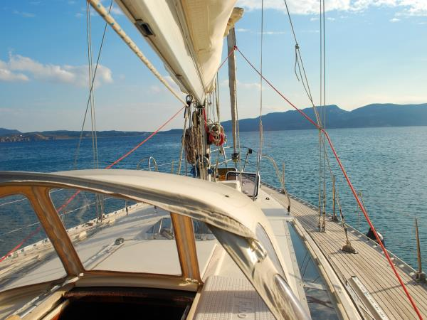 Cyclades sailing honeymoon, Greece