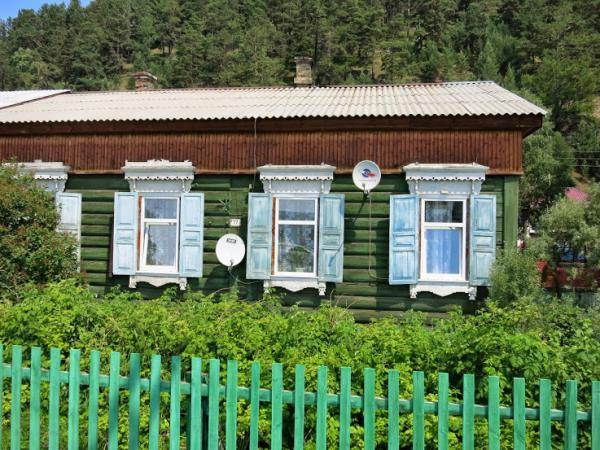 Trans Siberian Railway vacation, Russian Summer